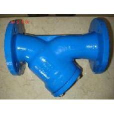 Фильтр сетчатый фланцевый чугунный ABRA-YF-3016-D