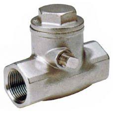 Клапан обратный Genebre 2430 из нержавеющей стали