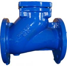 Клапаны обратные шаровые фланцевые канализационные Ру10 DN100