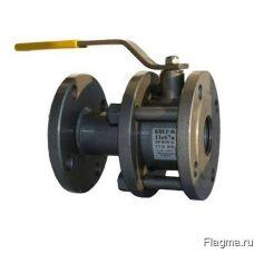Кран шаровый LD полнопроходной разборной КШРФ 11С67П
